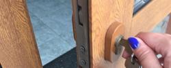Hanwell locks change